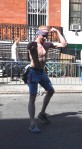 NY Dance Parade Guy